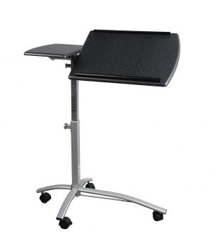 MLT-950A Height Adjustable Mobile Laptop Table