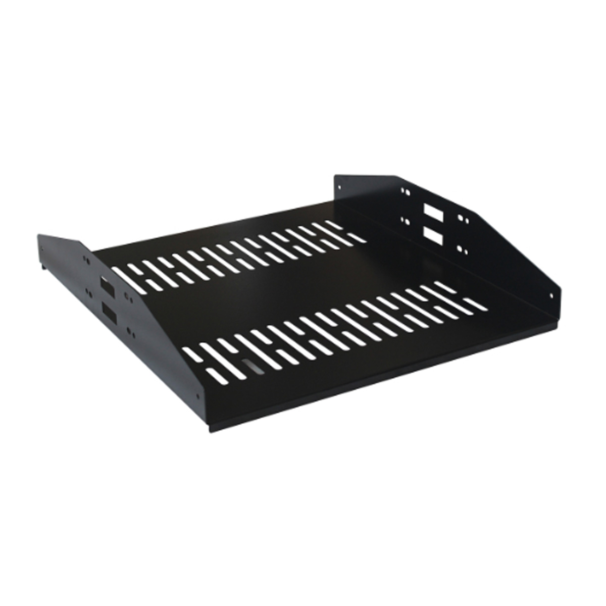 "SSYS-S2CM Center Mount Vented 19"" Shelf"