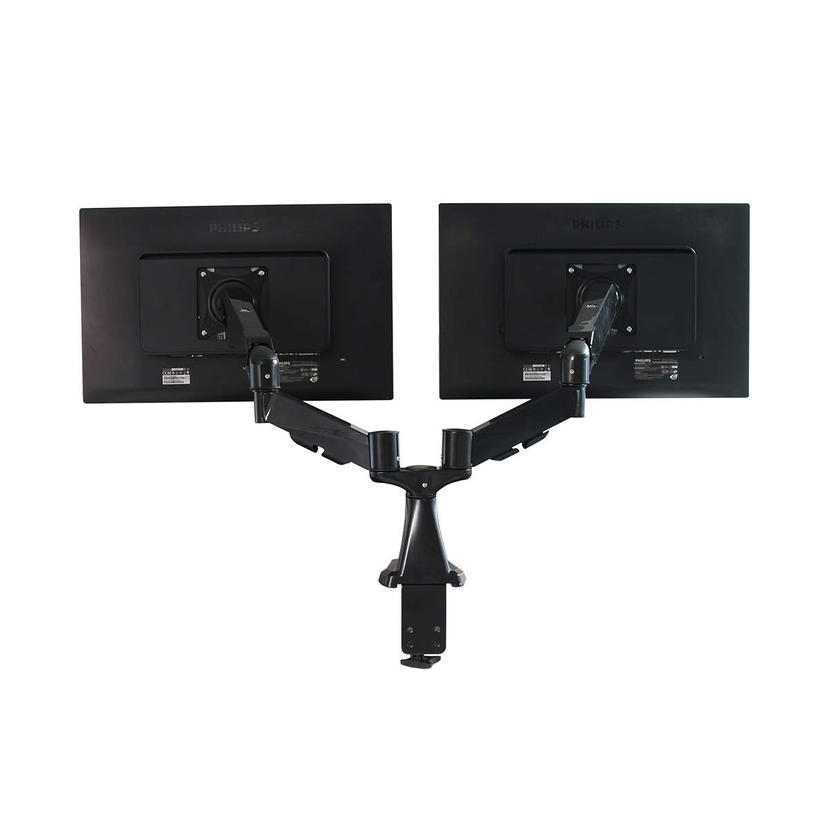 DM-1527-D Dual Arm Desk mount