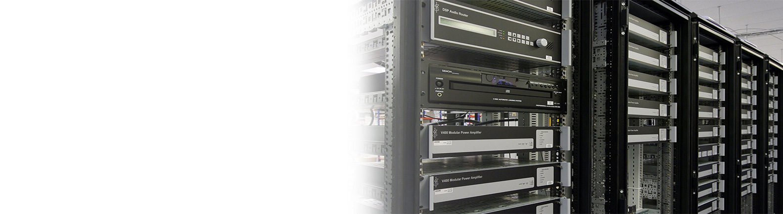 AV EQUIPMENT RACKS