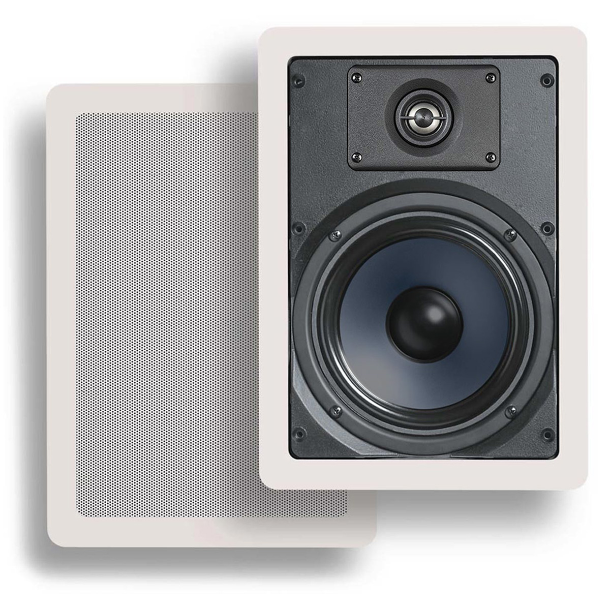 IW85 8″ 2-Way In-Wall Speakers (Pair)