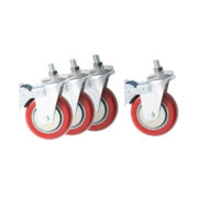 829-WS has heavy duty castors
