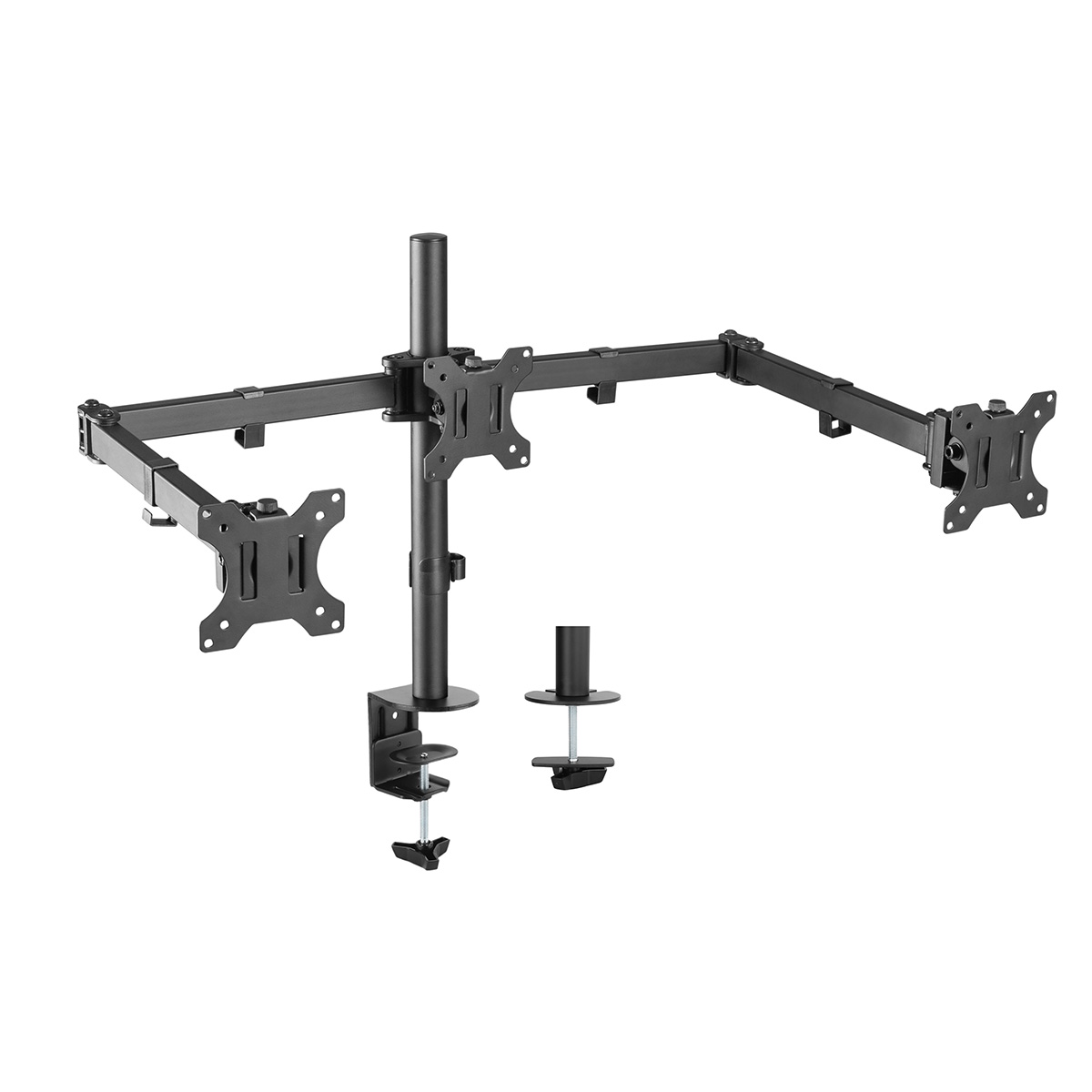 DM-EX30 Triple Arm Deskop Monitor Mount