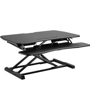 STS-DR35iii Desk Riser Sit or Stand at Work