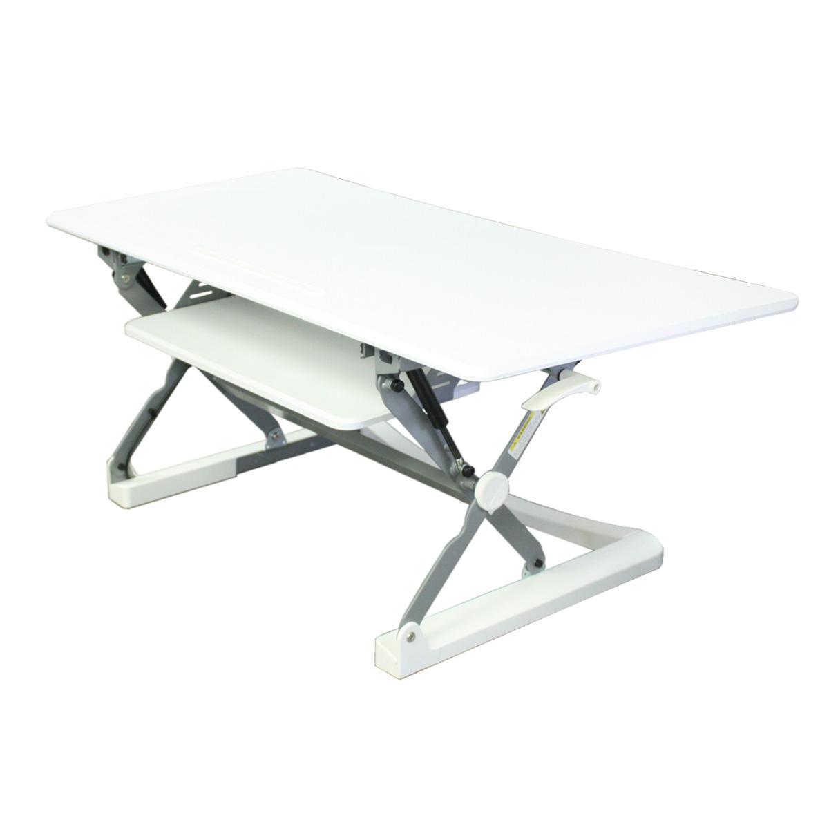 STS-DR46-WH White Desk Riser