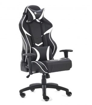 GC-BWHITEii Gaming Chair