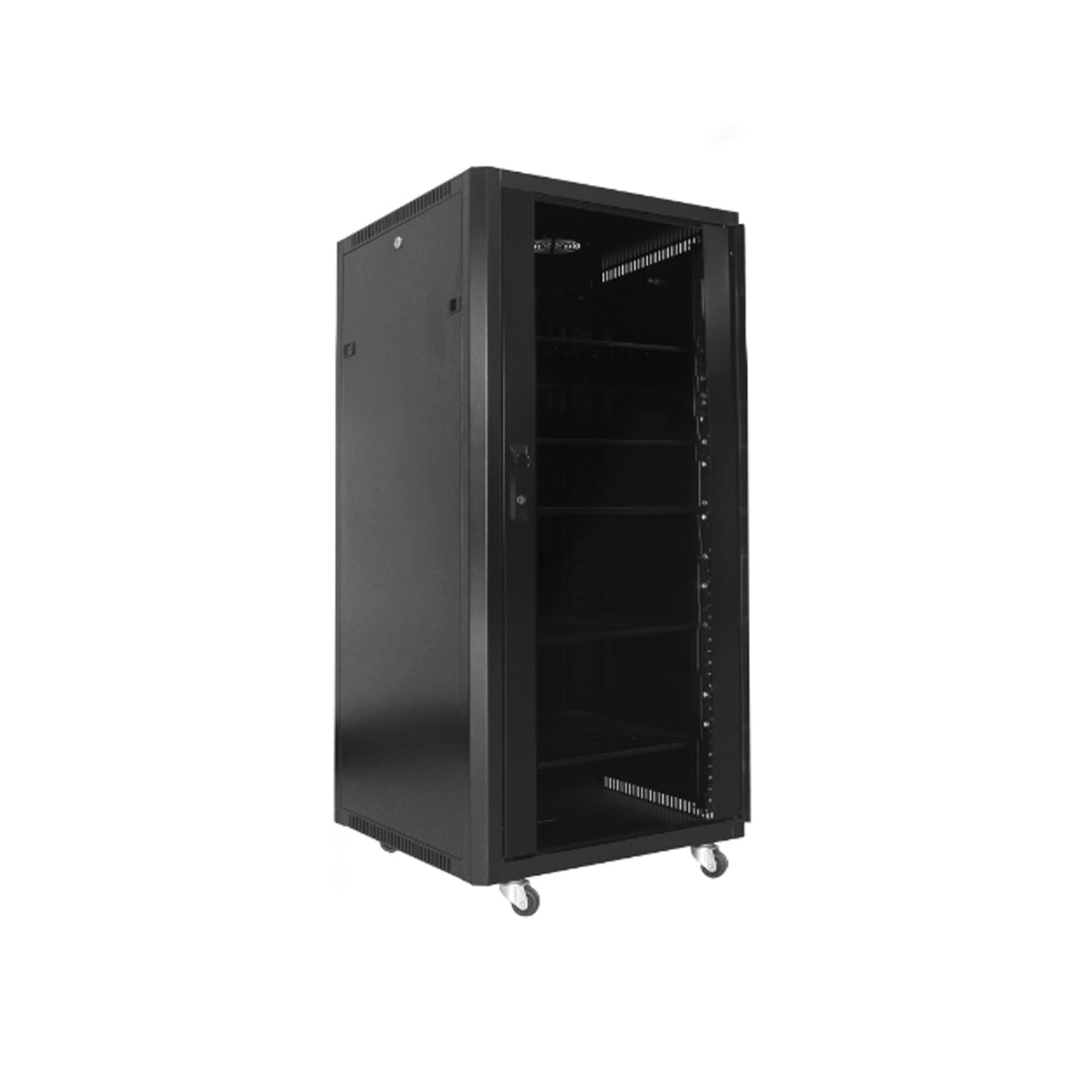 Quick View; 27U AV Rack Cabinet