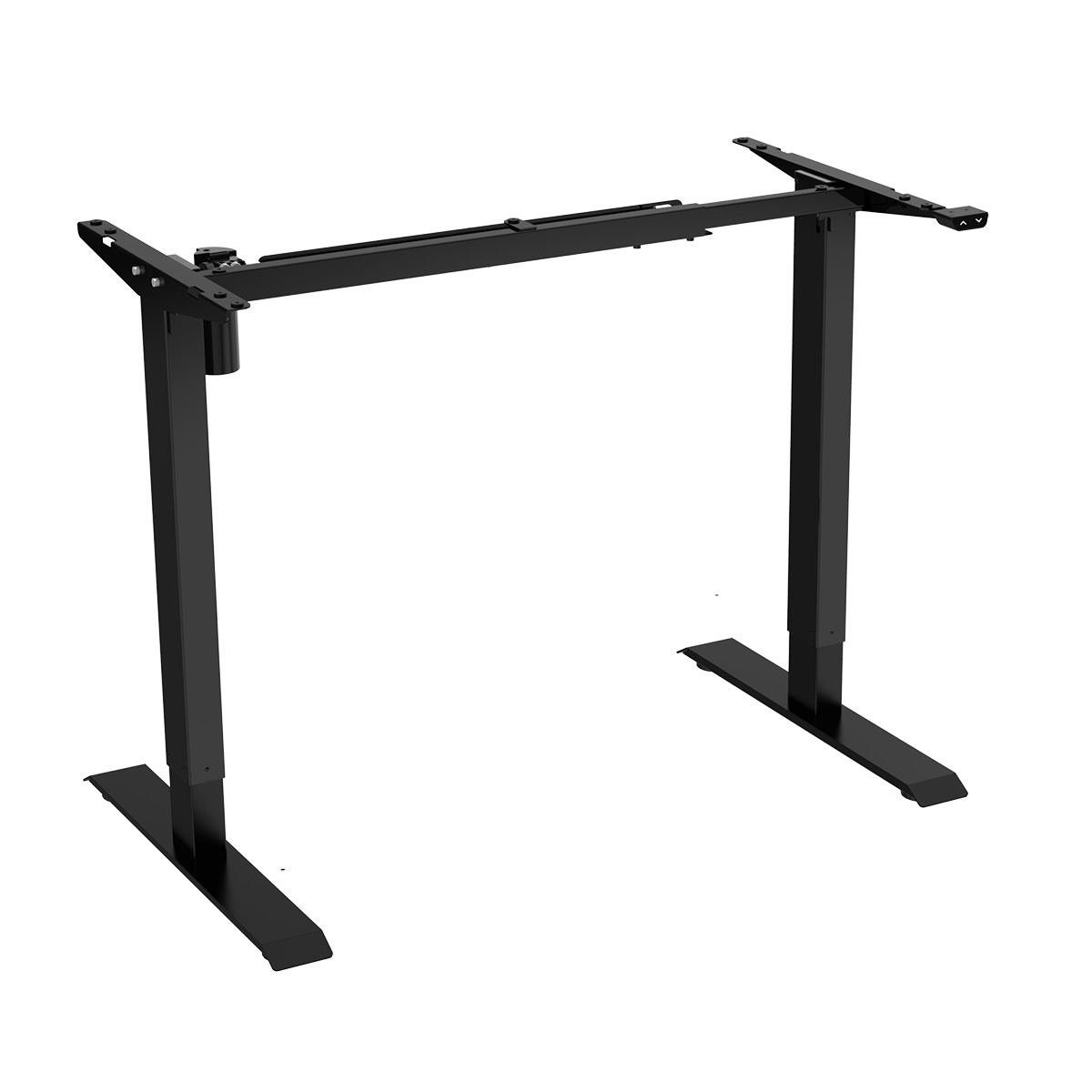 FS-DR48Mii Electric Height Adjustable Desk Frame Black